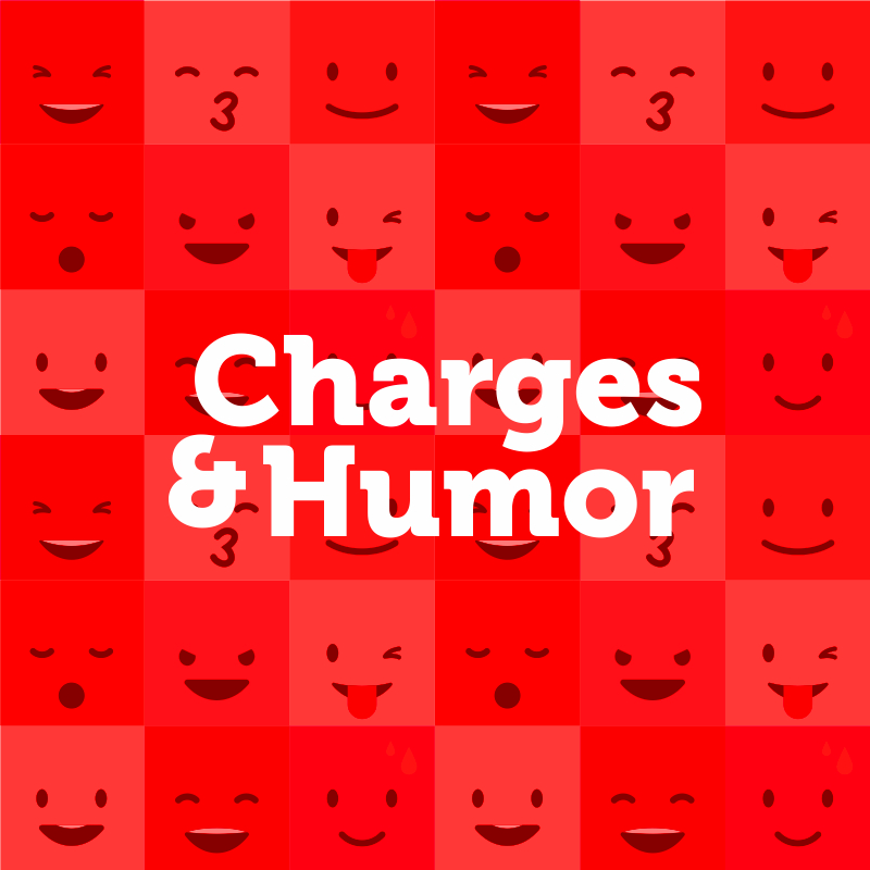 Charges e Humor no Blog