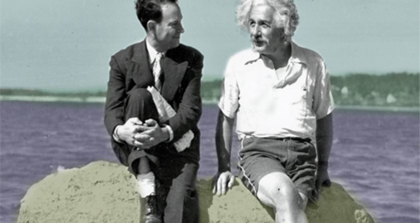 Releitura – A visita de Einstein ao Brasil
