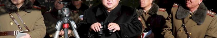 Rivalidades  no  Leste  Asiático  –  a  Coréia  do  Norte