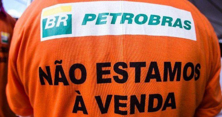 Brasil está à venda… na bacia das almas